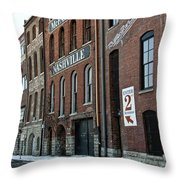 Nashvegas Throw Pillow