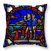 National Defense Throw Pillow