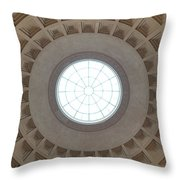 National Gallery Of Art Dome Throw Pillow
