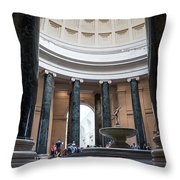 National Gallery Of Art II Throw Pillow