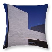 National Gallerys East Wing Throw Pillow