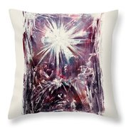 Nativity 1 Throw Pillow