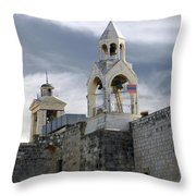 Nativity Church 2011 Throw Pillow
