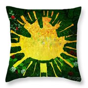 Natural Lore Throw Pillow