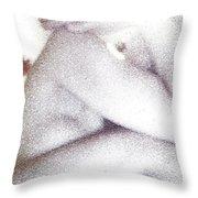 Natural Nude # 2 Throw Pillow