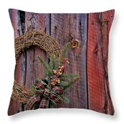 Natural Sparkle Throw Pillow