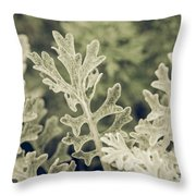 Nature Abstract 3 Throw Pillow