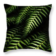 Nature In Minimalism Throw Pillow
