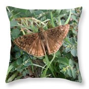 Nature In The Wild - Subtle Beauty Throw Pillow