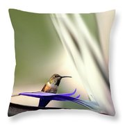 Nature Marvel Throw Pillow