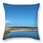 Nature Reserve 2 Throw Pillow