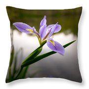 Nature Standing Throw Pillow