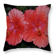 Nature Untouched Throw Pillow
