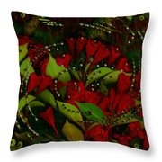 Nature When Its Magical Throw Pillow