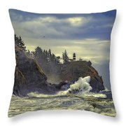 Natures Beauty Unleashed Throw Pillow
