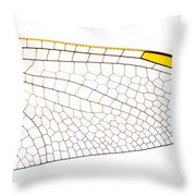 Nature's Engineering Designs Throw Pillow