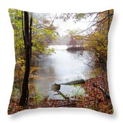 Nature's Expression-7 Throw Pillow