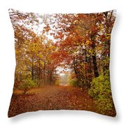 Nature's Expression-8 Throw Pillow