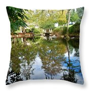 Natures Finest Throw Pillow
