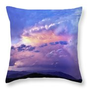 Natures Glory Throw Pillow