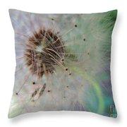 Natures New Life 1 Throw Pillow