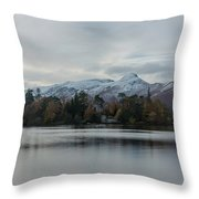 Nature's Own Throw Pillow