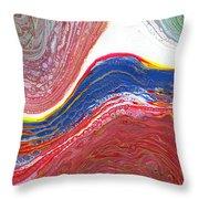Nature's Prints Throw Pillow