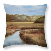 Nature's Promise Throw Pillow