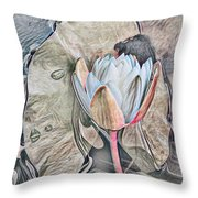 Nature's Softness Throw Pillow
