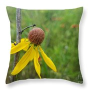 Nature's Support Throw Pillow
