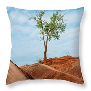 Nature's Survival - 03 Throw Pillow