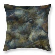 Natures Watching You Throw Pillow