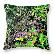 Nature's Way Throw Pillow by Eikoni Images