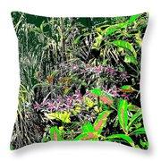 Nature's Way Throw Pillow