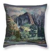 Natures Wonder Throw Pillow