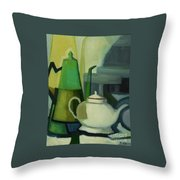Natureza Morta Throw Pillow