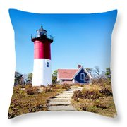 Nauset Throw Pillow