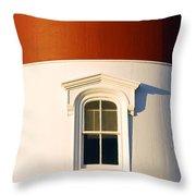 Nauset Light Detail Throw Pillow
