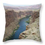 Navajo Nation 1 Throw Pillow