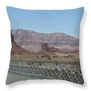 Navajo Nation 2 Throw Pillow