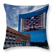 Ncaa Bracket Throw Pillow