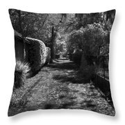 Ne Portland Alley Throw Pillow