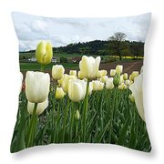Near From You Throw Pillow