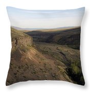 Near Yakama - Washington Throw Pillow