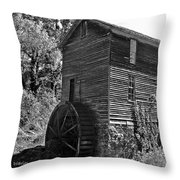 Nearly Forgotten Throw Pillow