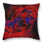 Nebula 1 Throw Pillow