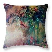 Nebula Centaurus Throw Pillow