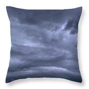 Nebular Sonata Throw Pillow