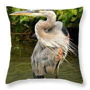 Thought You Had My Back Throw Pillow