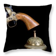 Need Service Now. Throw Pillow
